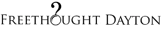 Freethought Dayton Blog Logo