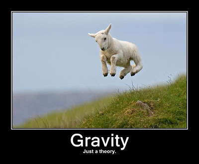 gravity-just-a-theory